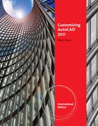 Customizing AutoCAD (R) 2011, International Edition