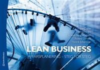 Lean Business : affärsplanering - steg för steg
