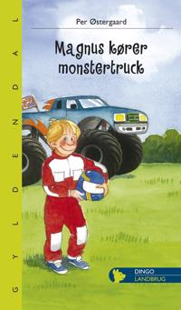 Magnus kører monstertruck