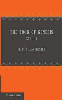 The Book of Genesis 25-50
