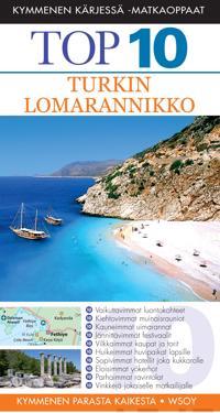 Top 10 Turkin lomarannikko