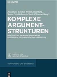 Komplexe Argumentstrukturen