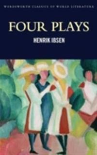 Four plays - a dolls house: hedda gabler; peer gynt; the master builder