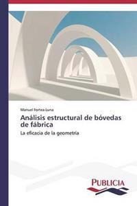 Analisis Estructural de Bovedas de Fabrica