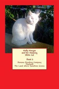 Molly Morgan and Her Amazing White Cat Book 2