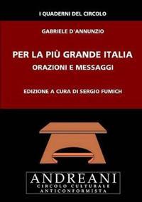 Per la piu grande Italia