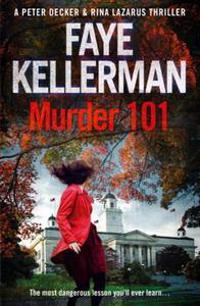 Peter Decker and Rina Lazarus Crime Thriller - Murder 101