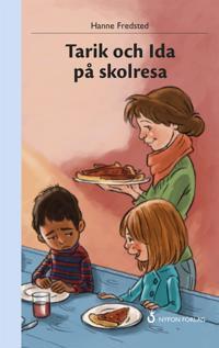 Tarik och Ida på skolresa