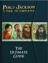 Percy Jackson & the Olympians: The Ultimate Guide [With Trading Cards]