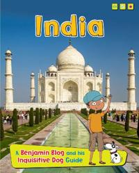 India - a benjamin blog and his inquisitive dog guide