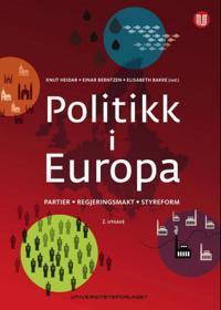 Politikk i Europa -  pdf epub