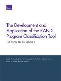 The Development and Application of the RAND Program Classification Tool
