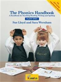 Phonics handbook - in print letters (be)