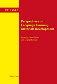 Perspectives on Language Learning Materials Development