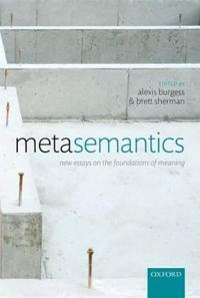 Metasemantics