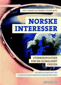 Norske interesser - Leiv Lunde, Henrik Thune, Eiler Fleischer, Leo Grünfeld, Ole Jacob Sending | Ridgeroadrun.org
