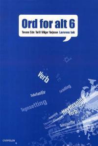 Ord for alt ny utgave 6 - Torunn Eide, Torill Wiiger Tørjesen pdf epub