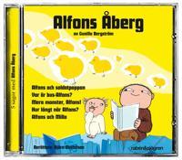 Alfons Åberg (gul) - 5 sagor med Alfons Åberg