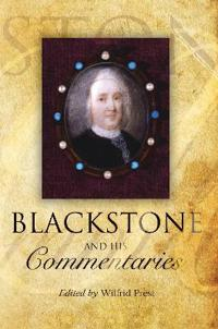 Blackstone and His Commentaries