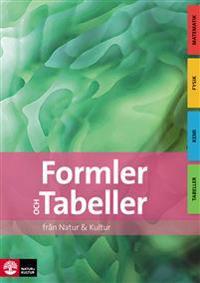 Formler och Tabeller, andra upplagan