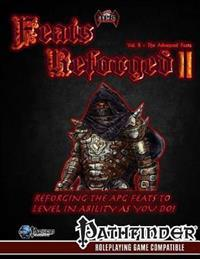 Feats Reforged II: The Advanced Feats