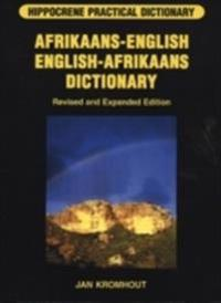 Afrikaans-English/English-Afrikaans Dictionary