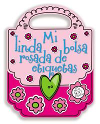 Mi Linda Bolsa Rosada de Etiquetas