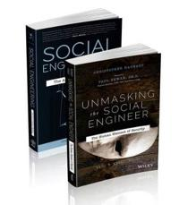 Social Engineering: The Art of Human Hacking [With Unmasking the Social Engineer]