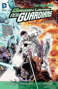 Green Lantern New Guardians 4