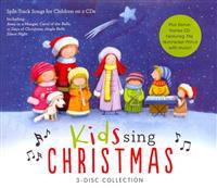 Kids Sing Christmas 3-Disc Collection: 3-Disc Collection / Split-Track Music for Children on 2 CDs / Plus Bonus Stories CD Featuring the Nutcracker