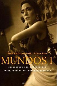 Mundos 1 - Bodil Hellstrøm Groth, Sverre Aass, Graciela Nielsen pdf epub