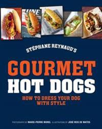 Stephane reynauds gourmet hot dog - how to dress your dog with style