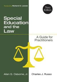 Special Education and the Law