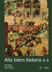 Alla tiders historia 2-3, elevbok