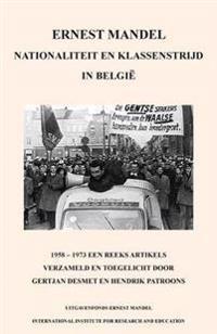 Nationaliteit En Klassenstrijd in Belgie, 1958 - 1969