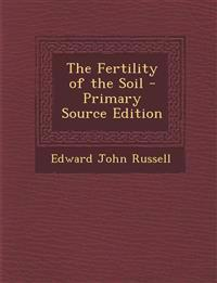The Fertility of the Soil