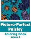 Picture-Perfect Paisley Coloring Book (Volume 3)