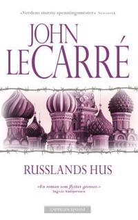 The Russia House - John Le Carré | Inprintwriters.org