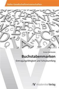 Buchstabenmarken
