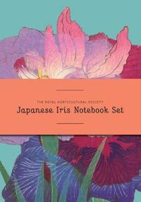 The Royal Horticultural Society Japanese Iris Notebook Set