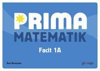 Prima Matematik 1A Facit 5-pack