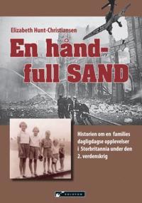 En håndfull sand - Elizabeth Hunt-Christiansen   Ridgeroadrun.org
