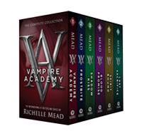 Vampire Academy Box Set 1-6