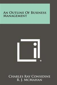 An Outline of Business Management