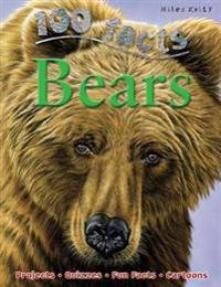 100 Facts Bears: Projects, Quizzes, Fun Facts, Cartoons