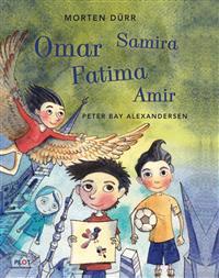 Omar, Amir, Fatima og Samira