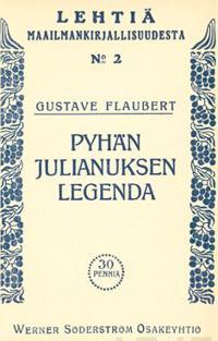 Pyhän Julianuksen legenda (näköispainos)