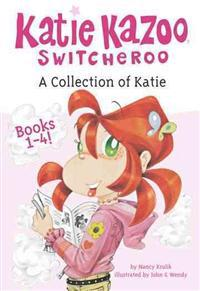 Katie Kazoo, Switcheroo: A Collection of Katie Books 1-4