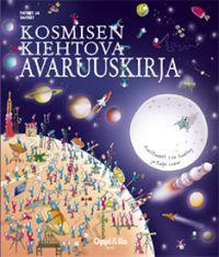 Kosmisen kiehtova avaruuskirja
