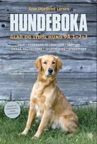 Hundeboka: glad og lydig hund på 1-2-3